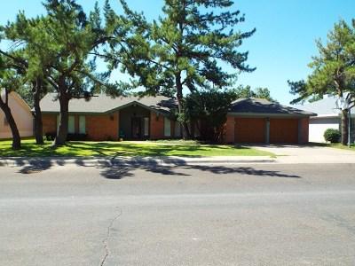 Odessa Single Family Home For Sale: 4328 Springbrook Dr