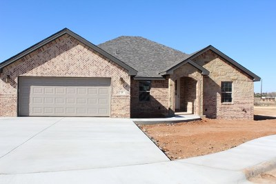 Andrews County, Ector County, Gaines County, Howard County Single Family Home For Sale: 9 NW Grace Dr