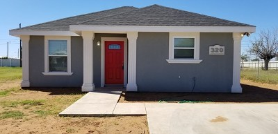 Odessa Single Family Home For Sale: 320 S Fitch Ave