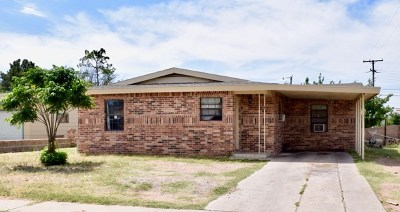 Odessa Single Family Home For Sale: 2419 W 9th St