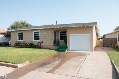 Odessa Single Family Home For Sale: 1510 Patton Dr