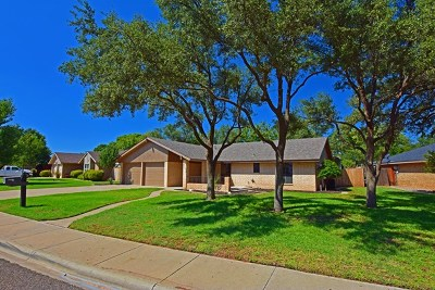 Odessa Single Family Home For Sale: 4649 Applewood Dr