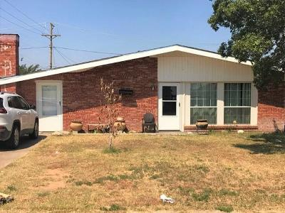 Midland Single Family Home For Sale: 2716 Kessler Ave