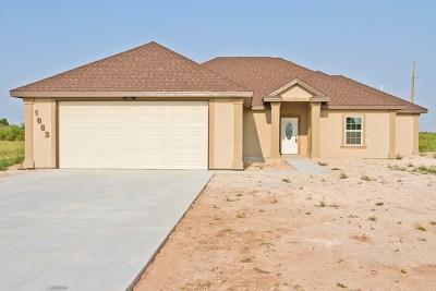 Odessa Single Family Home For Sale: 1082 N Vista Grande