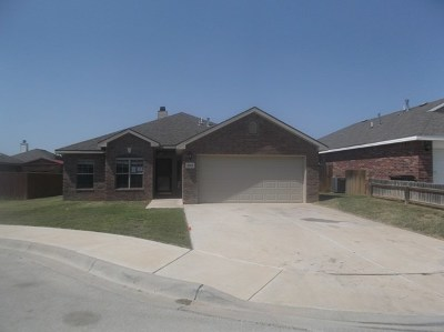 Midland Single Family Home For Sale: 3003 Virginia