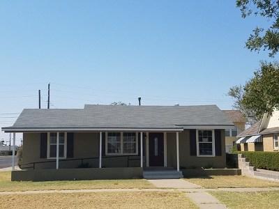 Odessa Single Family Home For Sale: 701 N Washington Ave