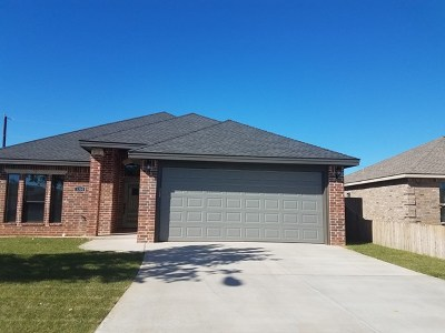 Andrews County, Ector County, Gaines County, Howard County Single Family Home For Sale: 1303 Fairlane