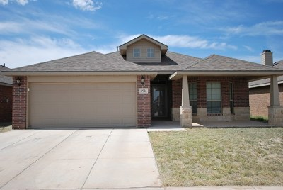 Odessa Single Family Home For Sale: 9915 Holiday Dr