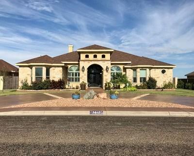 Odessa Single Family Home For Sale: 7617 Vista Del Sol