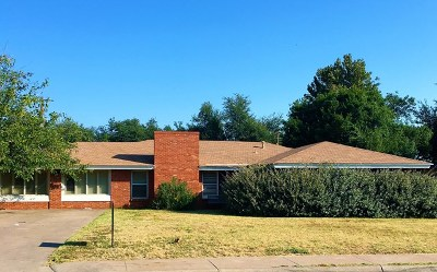Midland Single Family Home For Sale: 2012 Douglas Ave