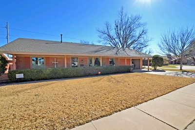 Odessa Single Family Home For Sale: 2430 17th St
