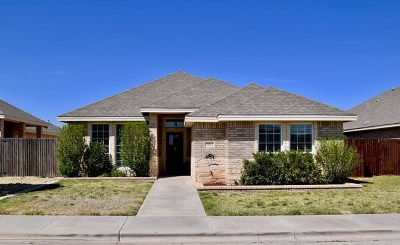 Odessa Single Family Home For Sale: 7011 Pinecrest