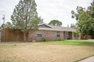 Midland Single Family Home For Sale: 3903 Monty Dr