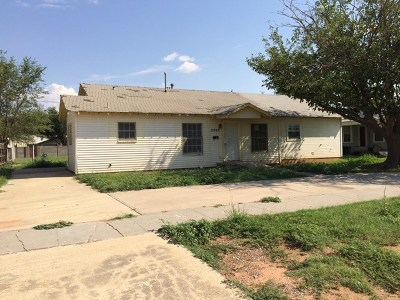 Midland Single Family Home For Sale: 2203 Brunson Ave