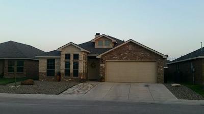 Odessa Single Family Home For Sale: 306 E 99th