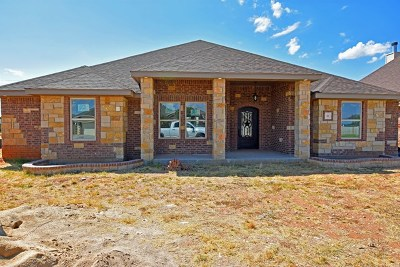 Andrews County, Ector County, Gaines County, Howard County Single Family Home For Sale: 21 Laurel Valley