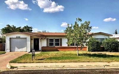 Odessa Single Family Home For Sale: 309 Douglas Ave