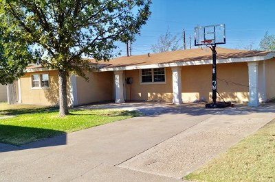 Odessa Single Family Home For Sale: 2403 Eastover Dr