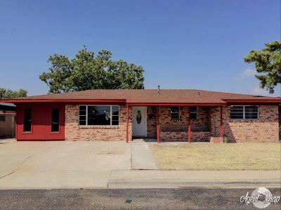 Odessa Single Family Home For Sale: 2615 Beechwood