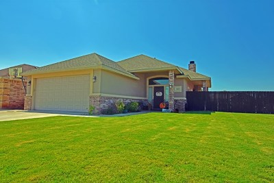 Odessa Single Family Home For Sale: 9403 Holiday Dr