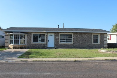 Odessa Single Family Home For Sale: 1605 Eastover Dr