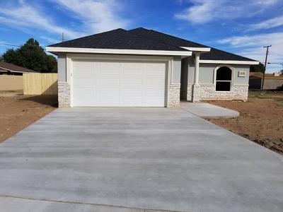 Odessa Single Family Home For Sale: 1003 Oak Ave