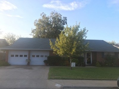Odessa Single Family Home For Sale: 3949 Dumont Dr