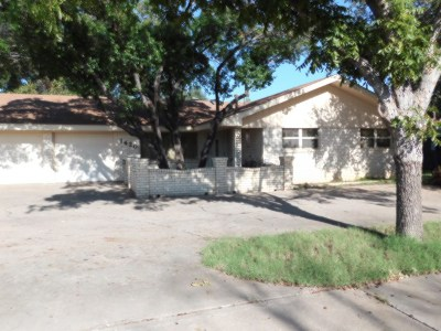 Odessa Single Family Home For Sale: 1420 N Meadow Dr