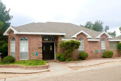 Single Family Home For Sale: 3101 Woodridge Lane
