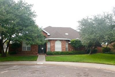 Odessa Single Family Home For Sale: 17 Hialeah Circle