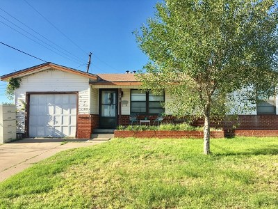 Odessa Single Family Home For Sale: 2703 N Colonial Dr