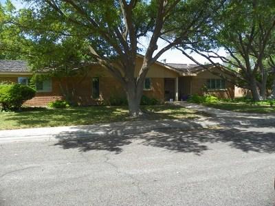 Odessa Single Family Home For Sale: 1601 Sandalwood Lane