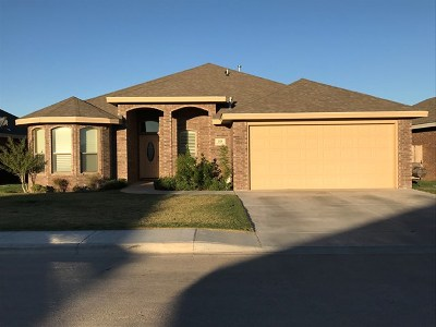 Odessa Single Family Home For Sale: #10 Da Vinci Ct