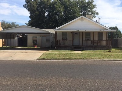 Andrews Single Family Home For Sale: 806 NW 13th St