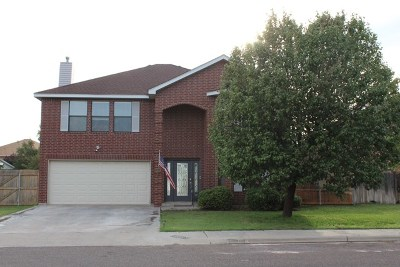 Odessa Single Family Home For Sale: 3905 Norfolk Court