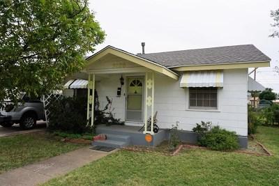 Odessa Single Family Home For Sale: 3126 Eisenhower Dr