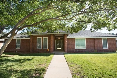 Midland Single Family Home For Sale: 3409 Woodhaven Drive
