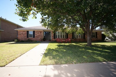 Odessa Single Family Home For Sale: 3955 Lakeside Dr