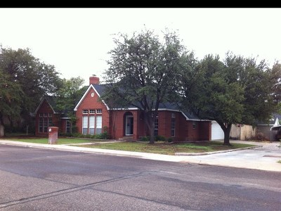 Odessa Single Family Home For Sale: 6500 Piedmont St.