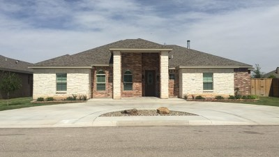 Odessa Single Family Home For Sale: 3100 San Saba Drive