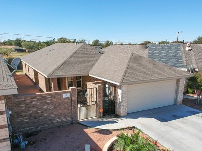 Single Family Home For Sale: 8 Vista Crest Court