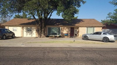 Odessa Single Family Home For Sale: 1428 Spur Ave