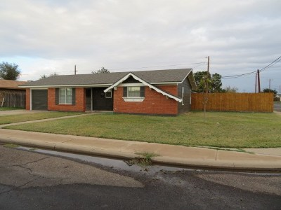 Odessa Single Family Home For Sale: 4600 Winchester Ave