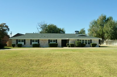 Odessa Single Family Home For Sale: 2741 Palo Verde Dr