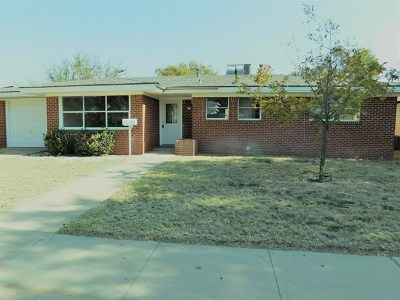 Odessa Single Family Home For Sale: 902 S Harry