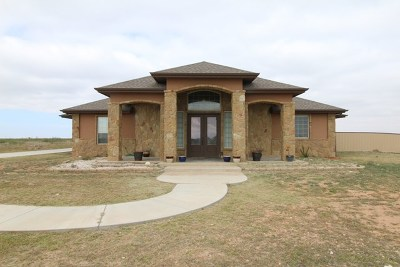 Midland Single Family Home For Sale: 3701 Timber Wolf Tr