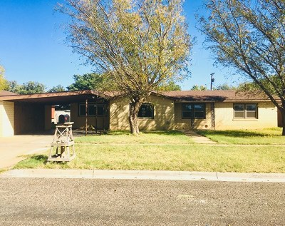 Seminole Single Family Home For Sale: 507 SW 15th St