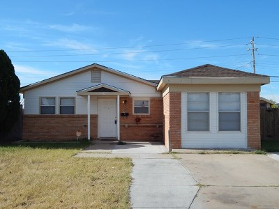 Odessa Single Family Home For Sale: 4361 Ridgedale Ave