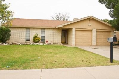 Odessa Single Family Home For Sale: 8715 Dublin Ave