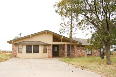 Odessa Single Family Home For Sale: 5961 N Greenway Ave